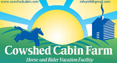Cowshed Cabin Logo
